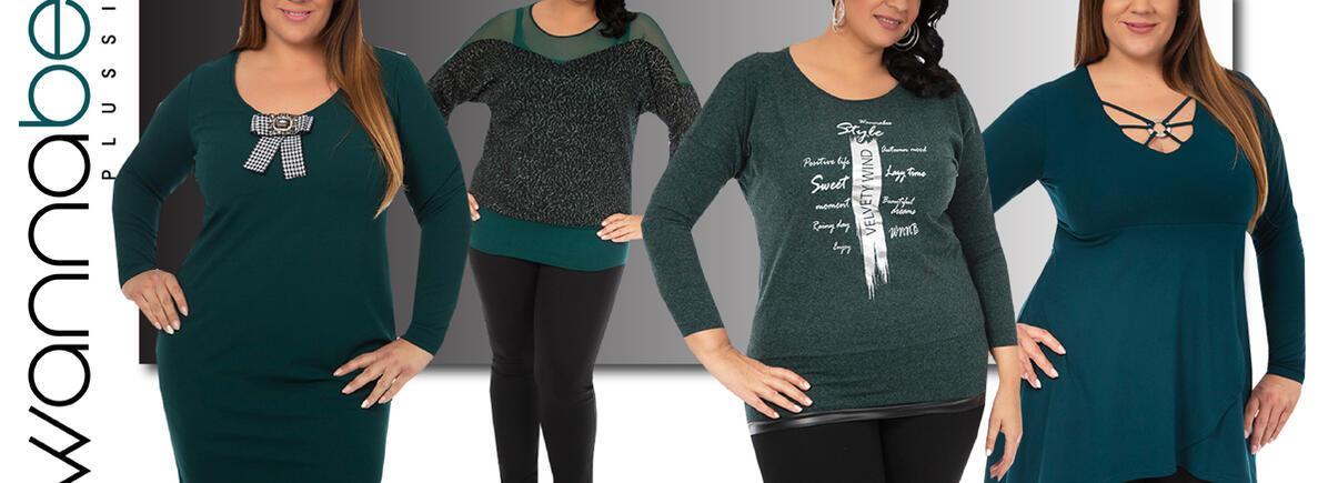 f6ccadcd5a Ezeket a ruhákat szerezd be molettként az őszi szezonra!