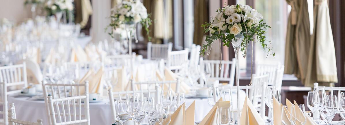 10 Tipp a szép esküvő megszervezéséhez költségvetéssel