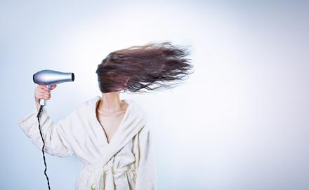 Megoldás töredezett hajakra